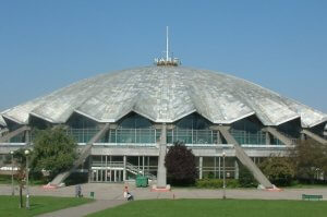 Arena in Poznan - Visit Poznan with Beauty Poland