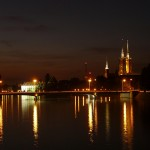Ostrów Tumski wroclaw