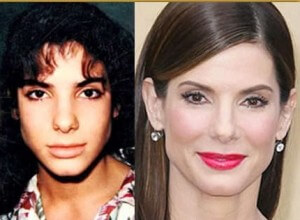 sandrabullock before after