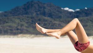 legs beach