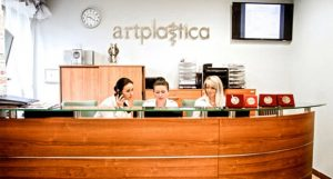 Clinic in Szczecin - Artplastica