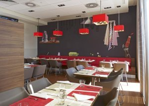 Ibis Cracow Dining Room