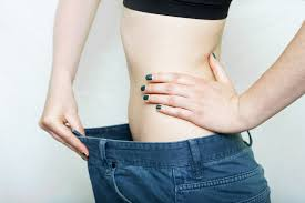 slim belly after a gastric plication