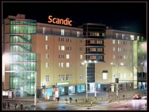 Scandic Hotel in Wroclaw