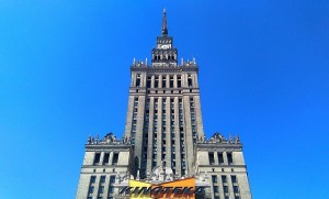 .Palace of Culture and Science