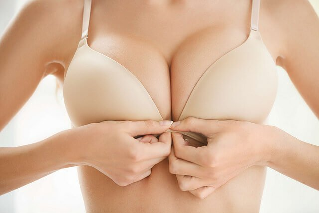 perfect bra after breast enlargement