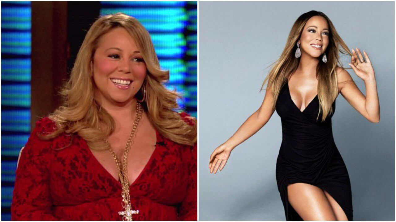 mariah carey before and after gastric sleeve